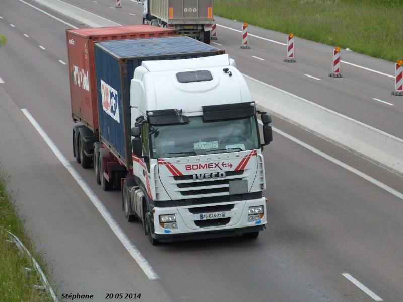 Bomex (Saint Gérèon) (44) (groupe TMG Transports Marcel Garnier) - Page 5 P1230735
