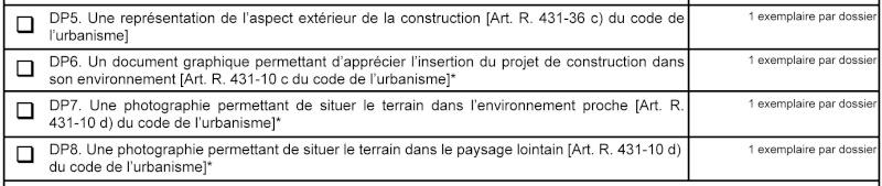 [ TECHNOLOGIE DU BATIMENT ] Dossier de Déclaration Permis de construire/Préalable. - Page 4 Border10