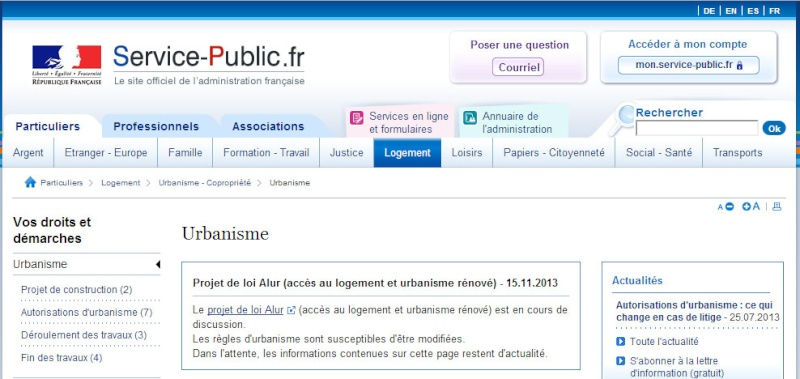 [ TECHNOLOGIE DU BATIMENT ] PIECES ADMINISTRATIVES - CERFA et Info complementaires Urba10