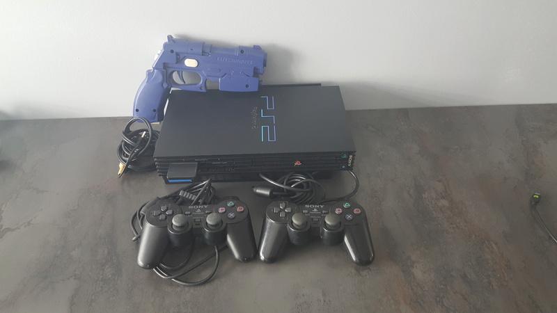 [VDS] Playstation 2 + HDD 20170414