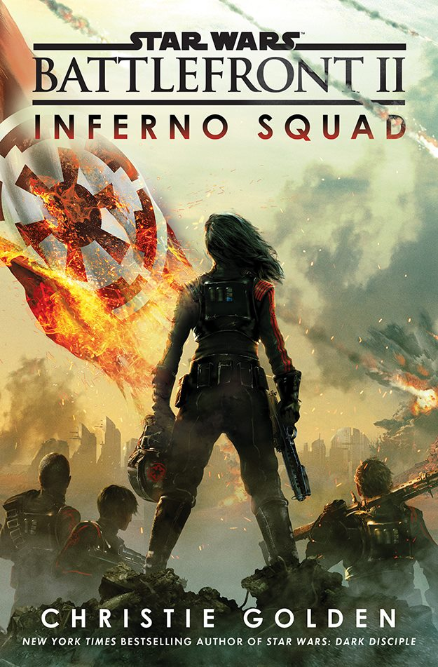 Star Wars - Inferno Squad (Christie Golden) 17951810