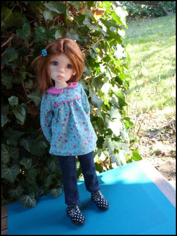 """Ophelie ma Missy P3 """"pour une ceremonie de printemps """"! P1510814"""