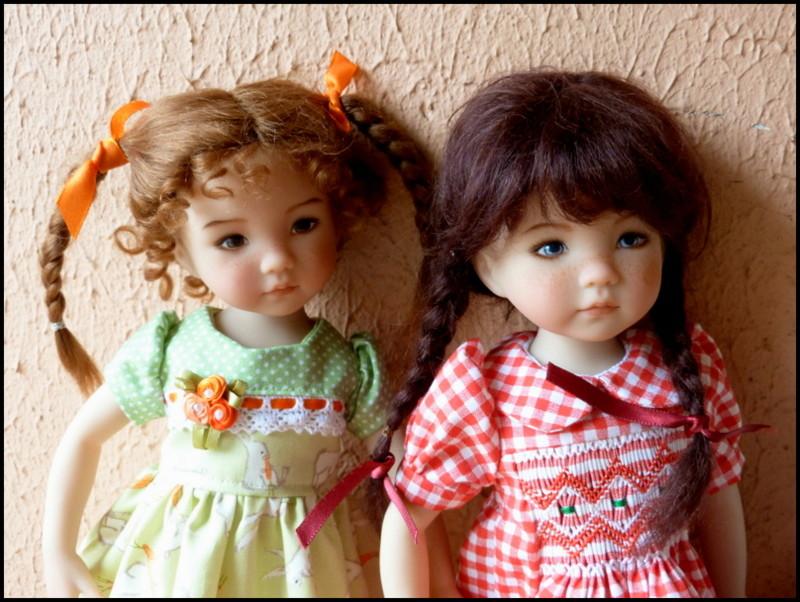 """Perrine, la petite Darling de Pâques et sa soeur, la """"nouvelle """"Eliette - Page 2 P1530515"""