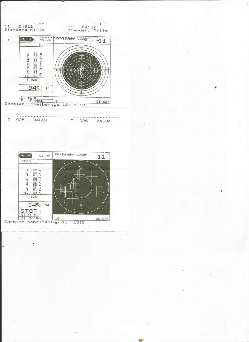 Quelles sont vos distances de tir et grouping avec une 22lr ? - Page 2 Scan0033