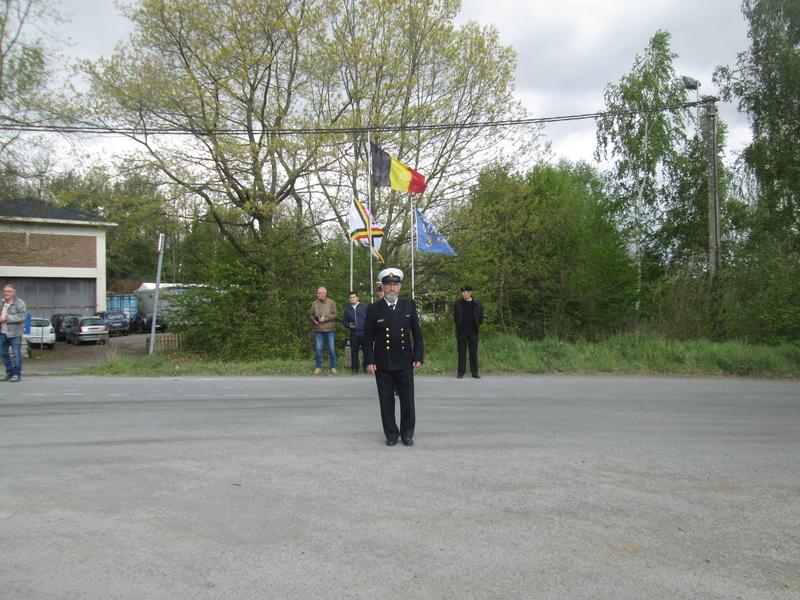 remise des décorations à la section de Ittre me 1é Mai 2017 Img_4015