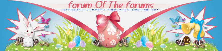 Easter Banner Contest 1215