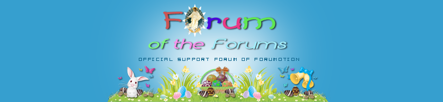 Easter Banner Contest 123410