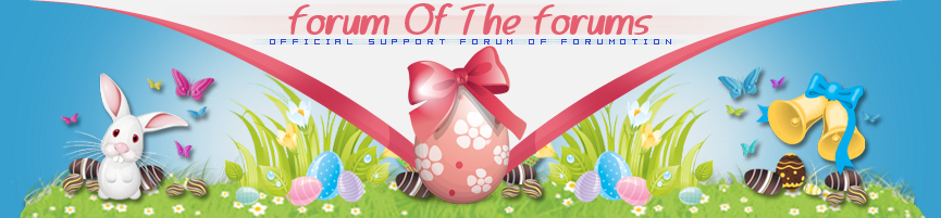 Easter Banner Contest 2110