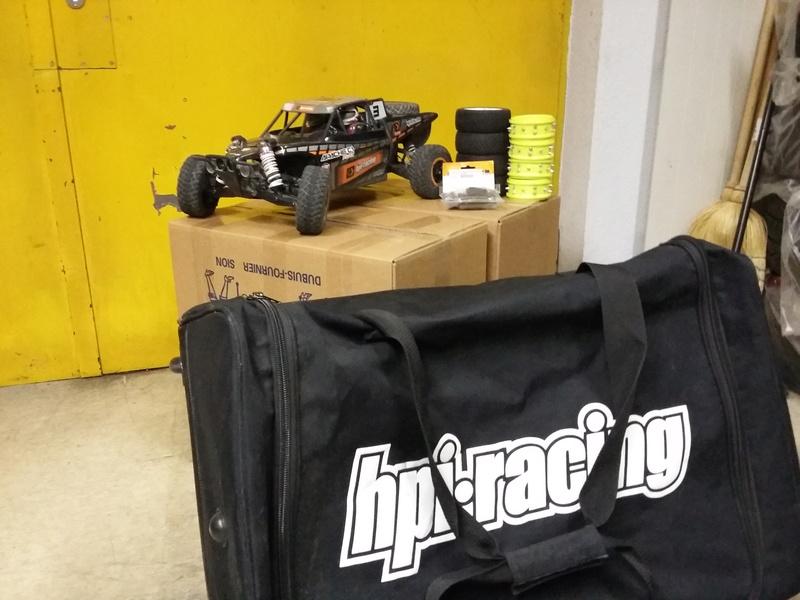 A vendre HPI Apache  1/8 20170611