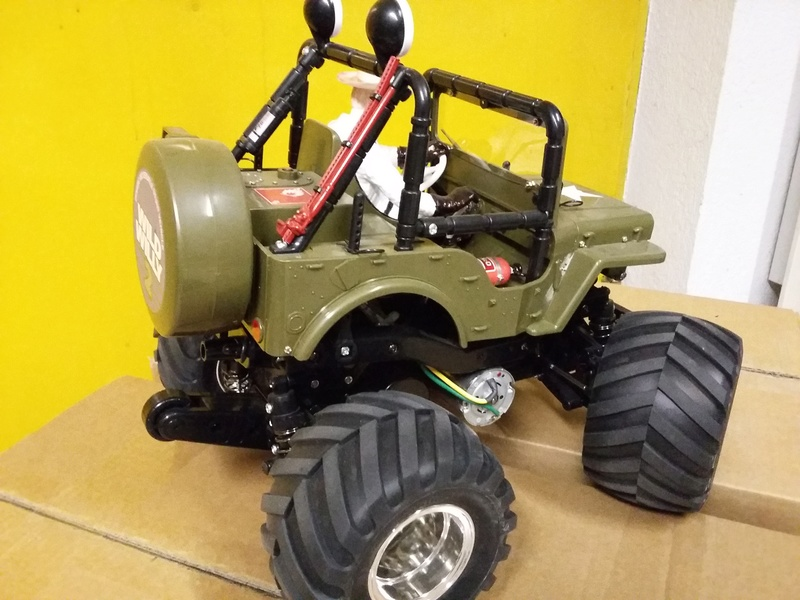 A vendre Tamiya Wild Willy 2 20170615