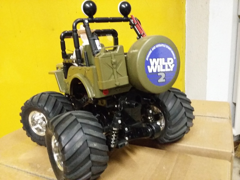 A vendre Tamiya Wild Willy 2 20170616