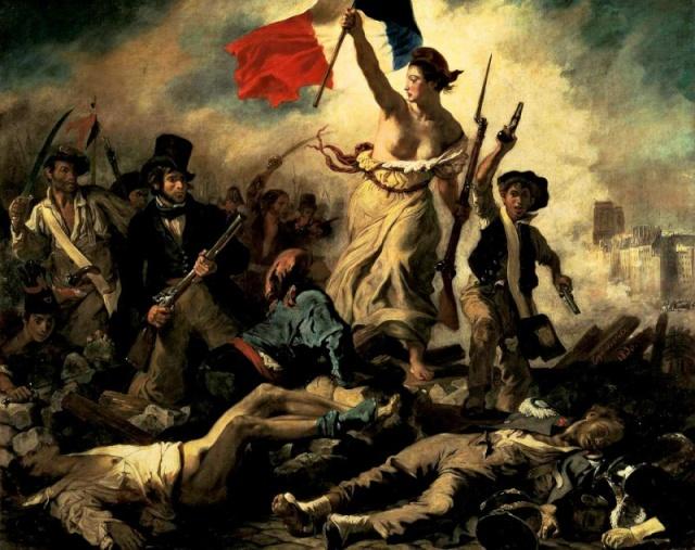 Le Louvre, ses fantômes et ses stars 1_1_1805