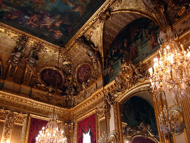 Le Louvre, ses fantômes et ses stars 1_1_1_88