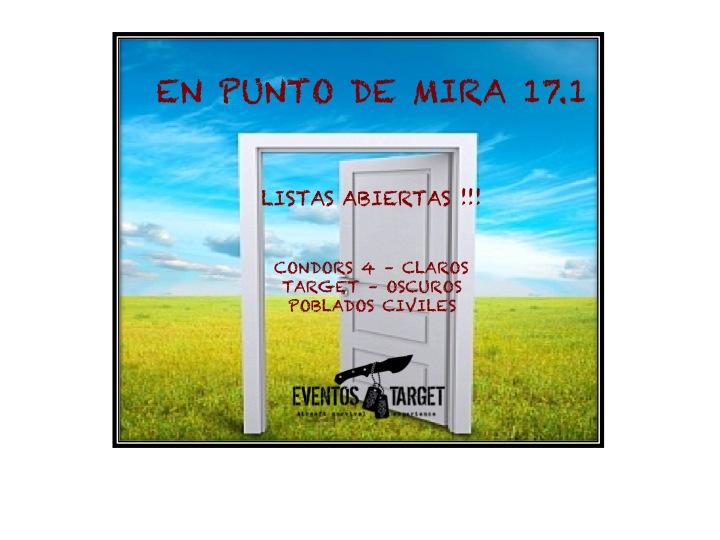 EN PUNTO DE MIRA  17.1  Slide115