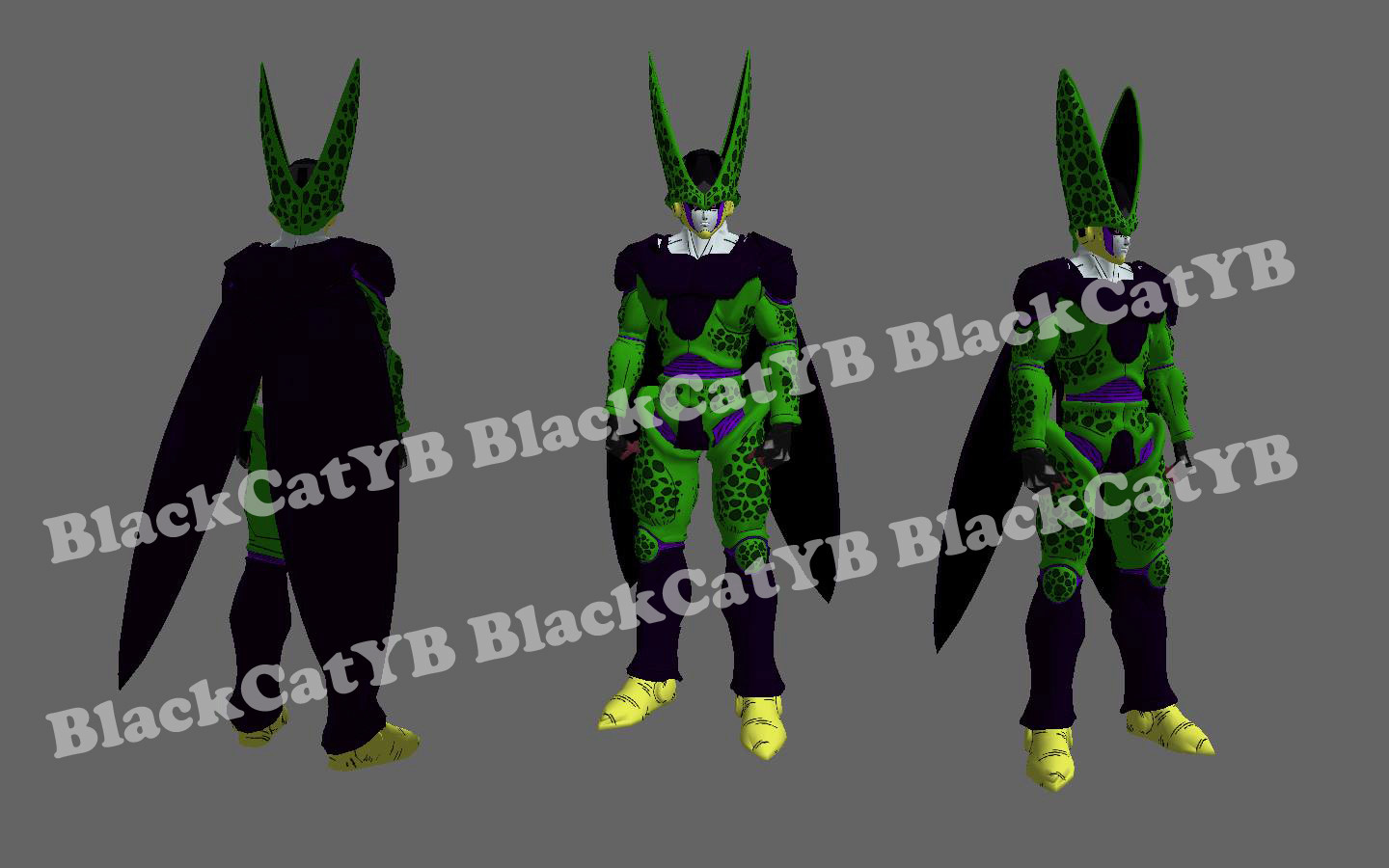 [Releases] [Share] Costume Perfect Cell 17973810