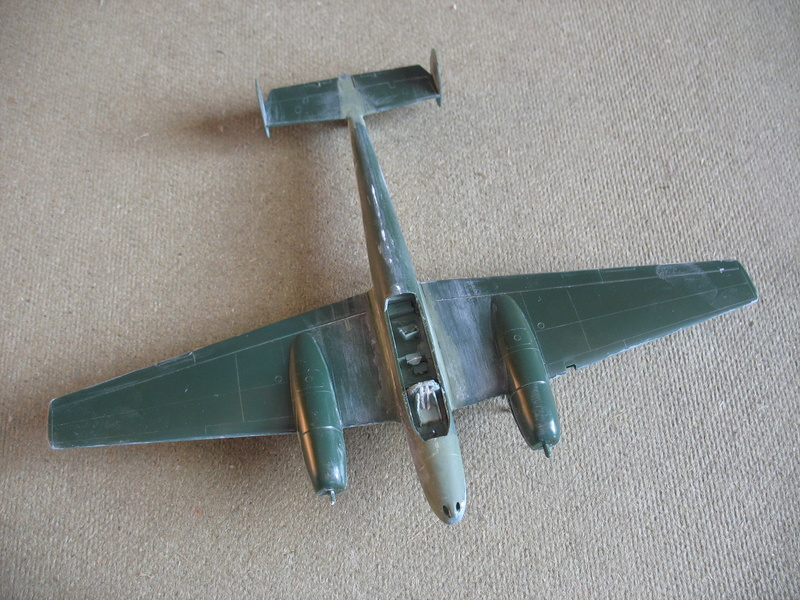 [Monogram] Bf 110 E Il approche de la fin, enfin! - Page 2 2310