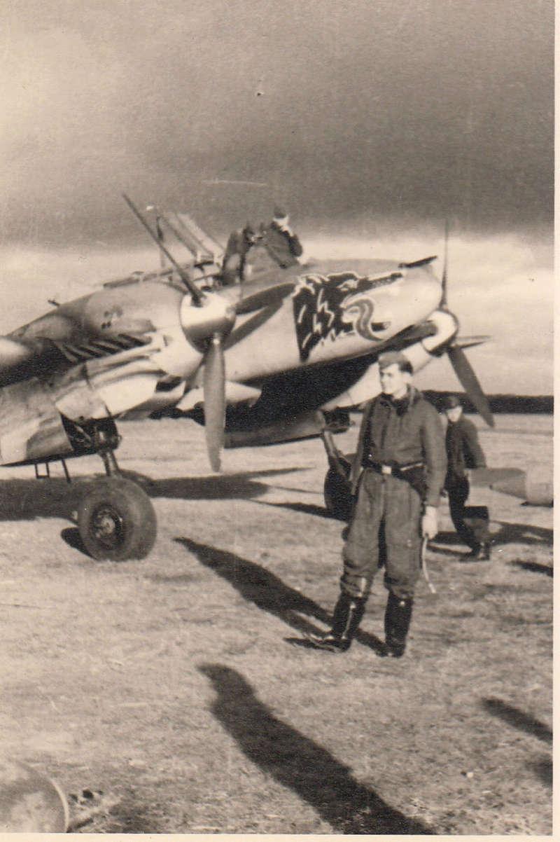 [Monogram] Bf 110 E Il approche de la fin, enfin! Me_11010