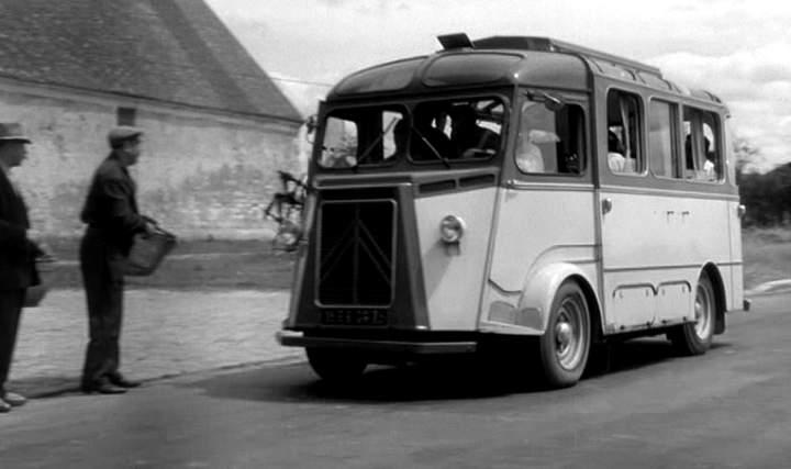 Citroën et la carrosserie LE BASTARD 062210