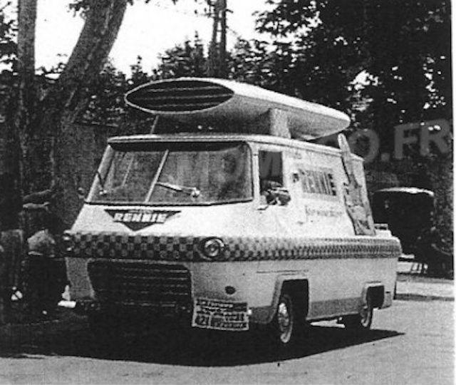 Citroën et la carrosserie LE BASTARD 111510