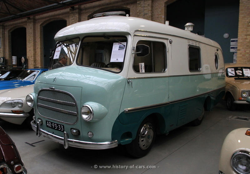 "nouvelle collection Hachette ""Passion Camping Cars"" 1954-t10"