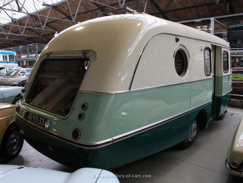 "nouvelle collection Hachette ""Passion Camping Cars"" 1954-t11"