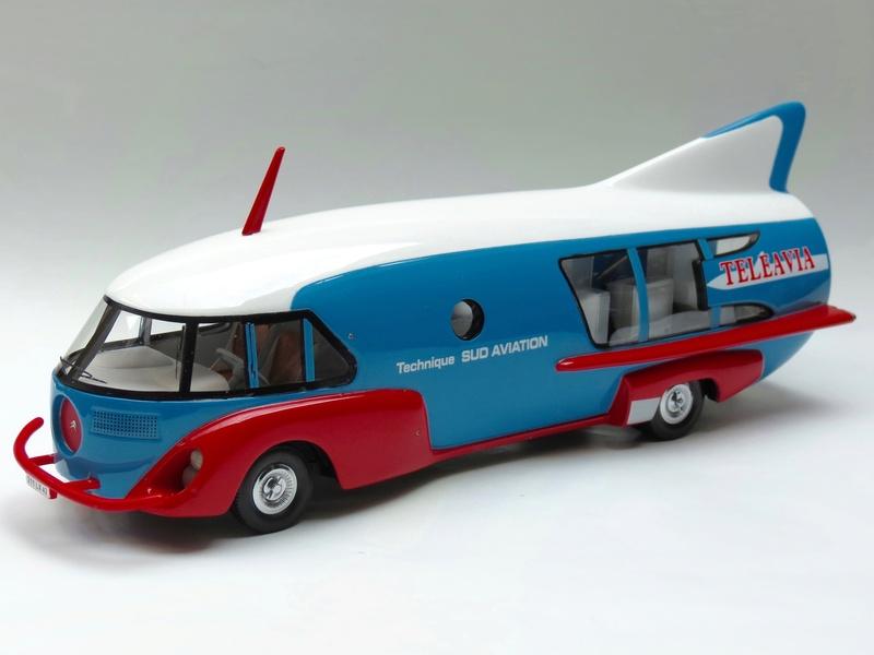 2015 > NOUVEAU > Hachette Collections + AUTO PLUS > La fabuleuse histoire des véhicules publicitaires - Page 6 1955_t15