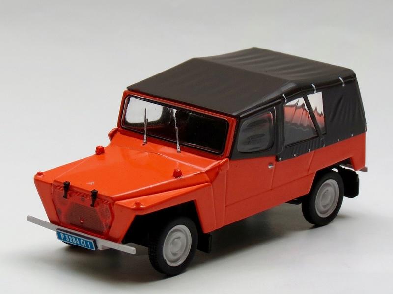Citroën 3CV Baby Brousse 1970 1971_310