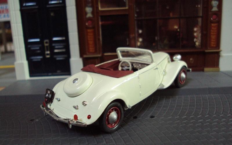 Citroën - Les Traction-Avant Citroën suisses Langenthal 1949 - 1953  30028512