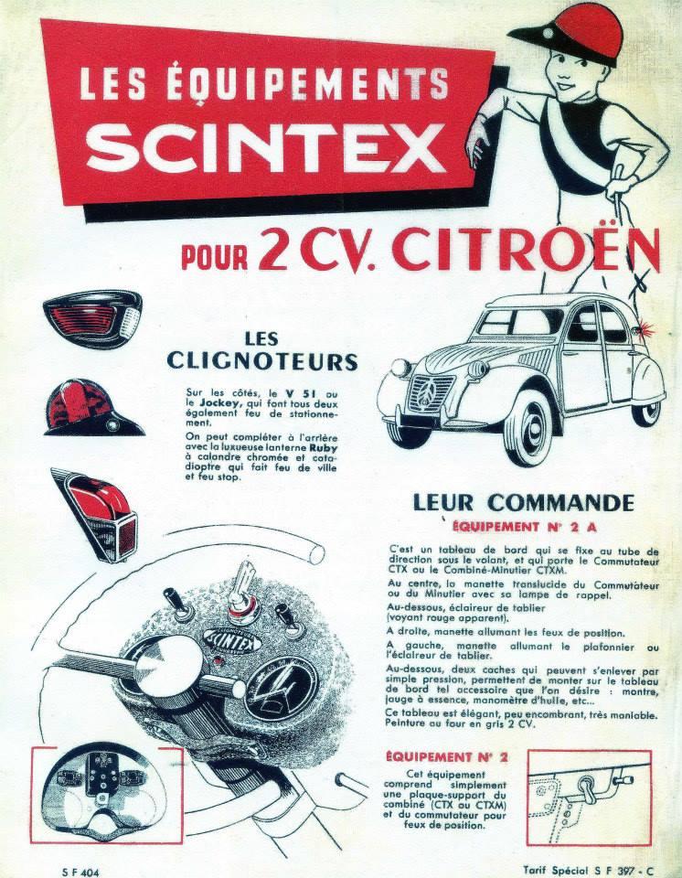 Citroën 2 CV : ACCESSOIRISTES transformations  64aada10