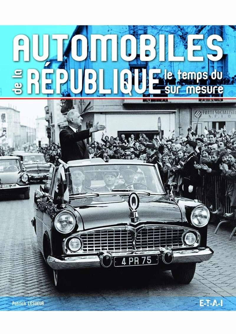 Les voitures de Présidents de la Vème République 81htve10