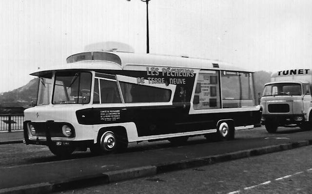 Citroën et la carrosserie LE BASTARD 91410