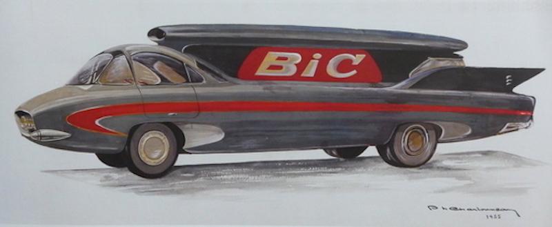 Citroën et la pointe Bic - 1955  Bic_ch10