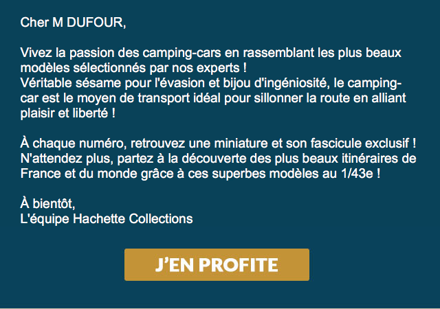 """2017 - Hachette Collections > """"Passion CAMPING-CARS"""" Captur18"""