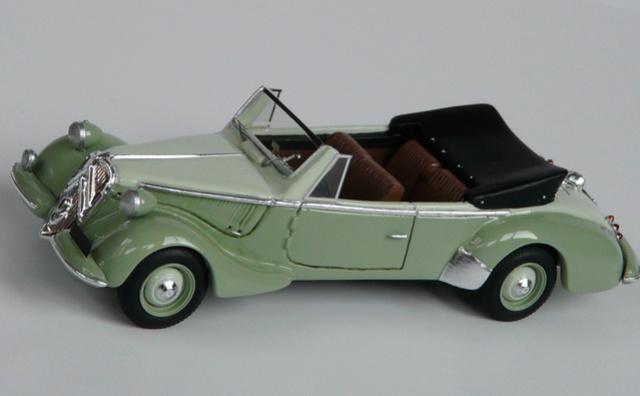 Citroën - Les Traction-Avant Citroën suisses Langenthal 1949 - 1953  Citroe15