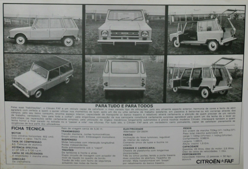 La Citroën Facile À Financer ! 1973 Citroy11