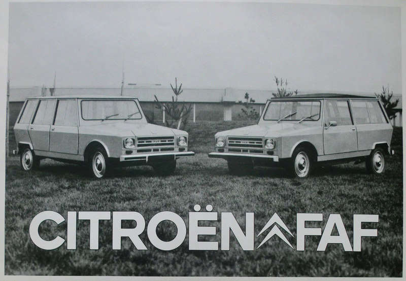 La Citroën Facile À Financer ! 1973 Citroy12