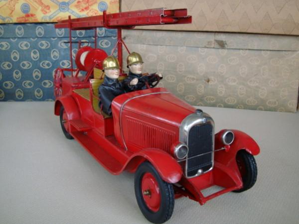 Citroën, les jouets en tôle - CIJ : Les ateliers de Briare  Dsc03110