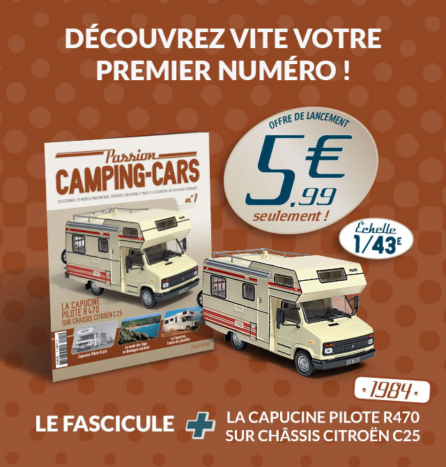 """2017 - Hachette Collections > """"Passion CAMPING-CARS"""" Img00310"""