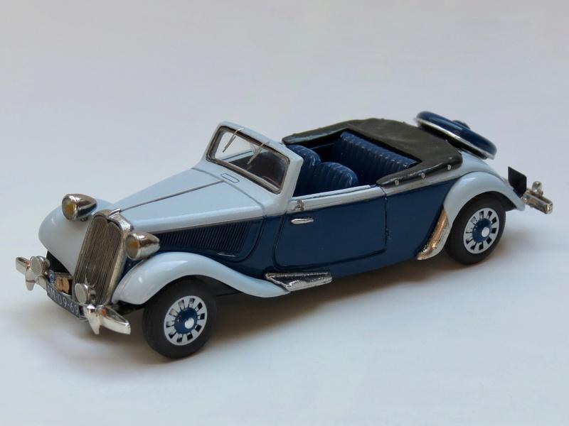 Citroën - Les Traction-Avant Citroën suisses Langenthal 1949 - 1953  Img_2521