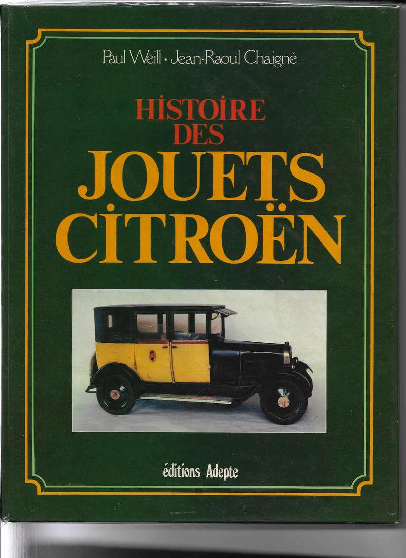 Citroën, les jouets en tôle - CIJ : Les ateliers de Briare  Jouets10