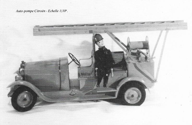 Citroën, les jouets en tôle - CIJ : Les ateliers de Briare  Jouets12