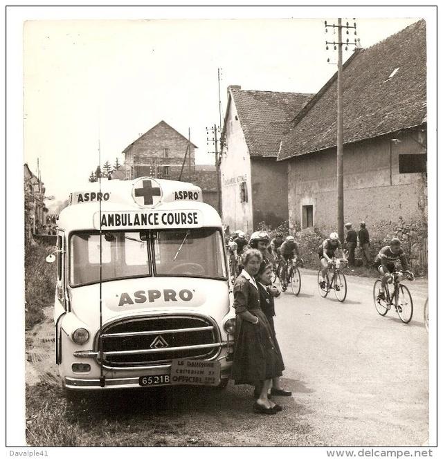 Citroën et ASPRO à partir de 1957 Paris_10