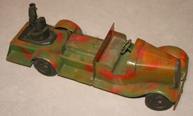 Citroën, les jouets en tôle - CIJ : Les ateliers de Briare  T23_bo10