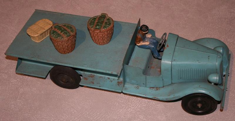 Citroën, les jouets en tôle - CIJ : Les ateliers de Briare  T23_pl10