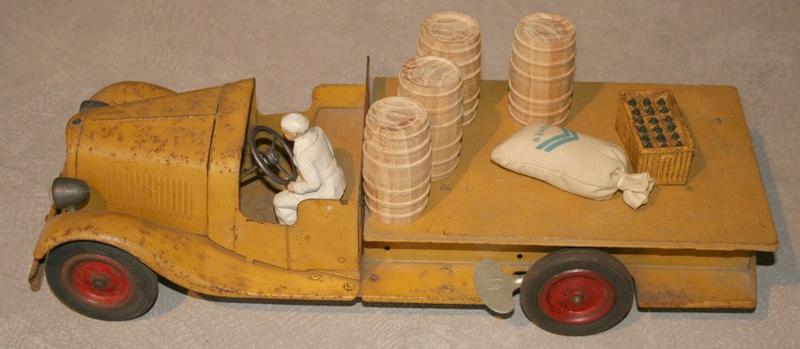 Citroën, les jouets en tôle - CIJ : Les ateliers de Briare  T23_pl11