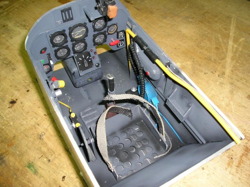 ME 109 G6  8 BLANC P1010012