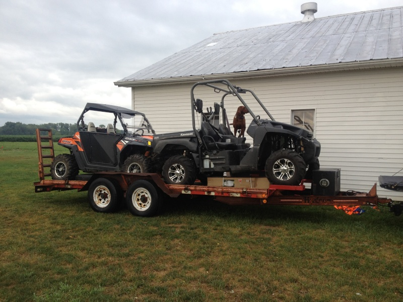 2011 Orange Madness Rzr-s with accessories for sale. Img_0310