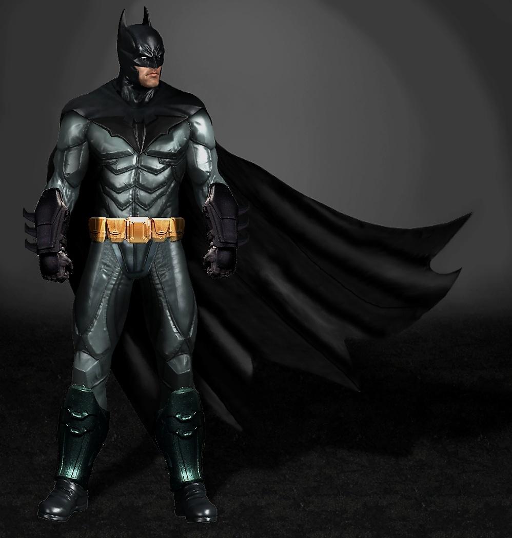 FIRST LOOK AT BEN AFFLECK AS BATMAN Batman14