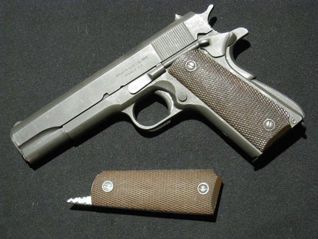 Un nouveau 1911 A1. Img_3210