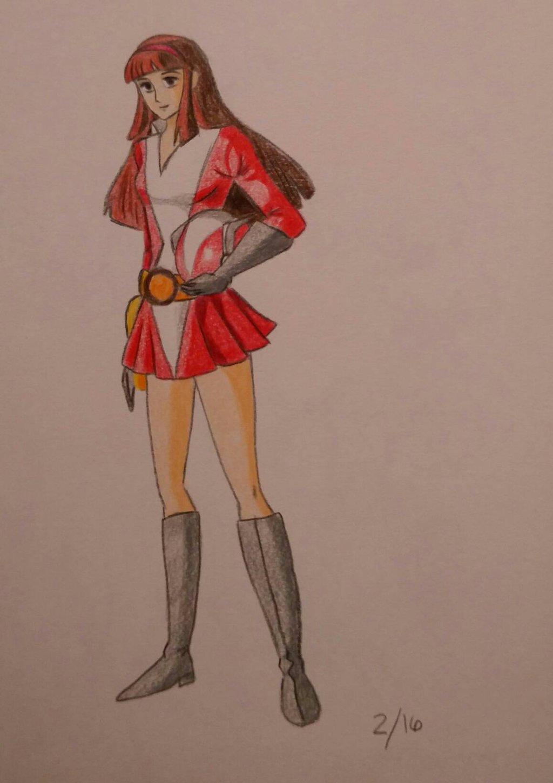 Mazinger Z  Fan-arts - Page 17 Sayaka10